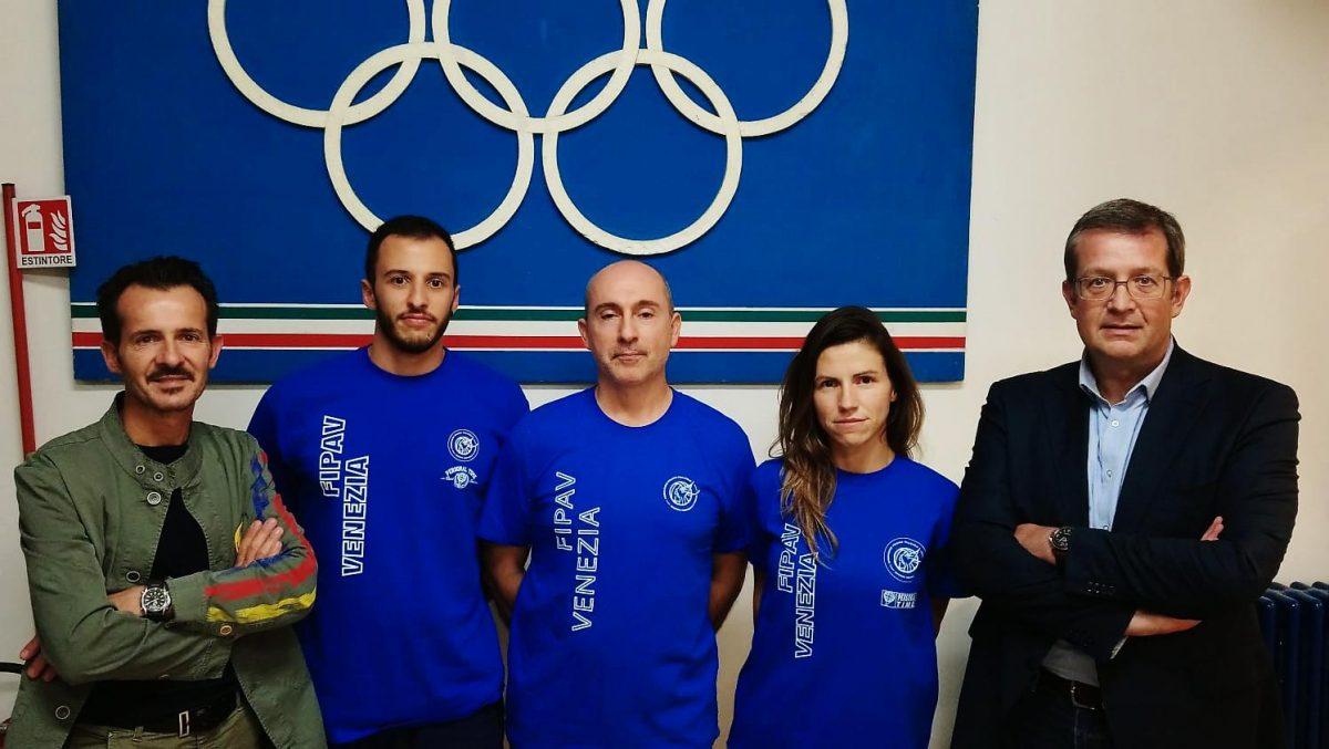 Elena Lazzarin è il nuovo selezionatore provinciale di Venezia