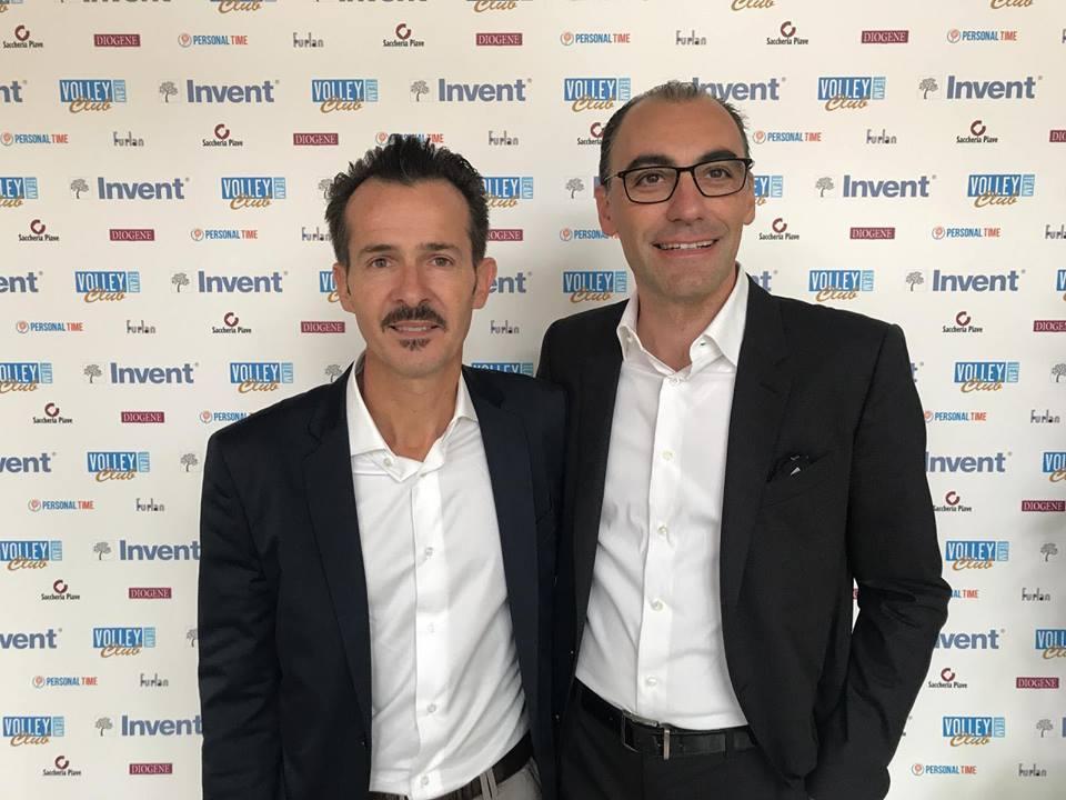 Presentazione Invent Volley Team San Donà