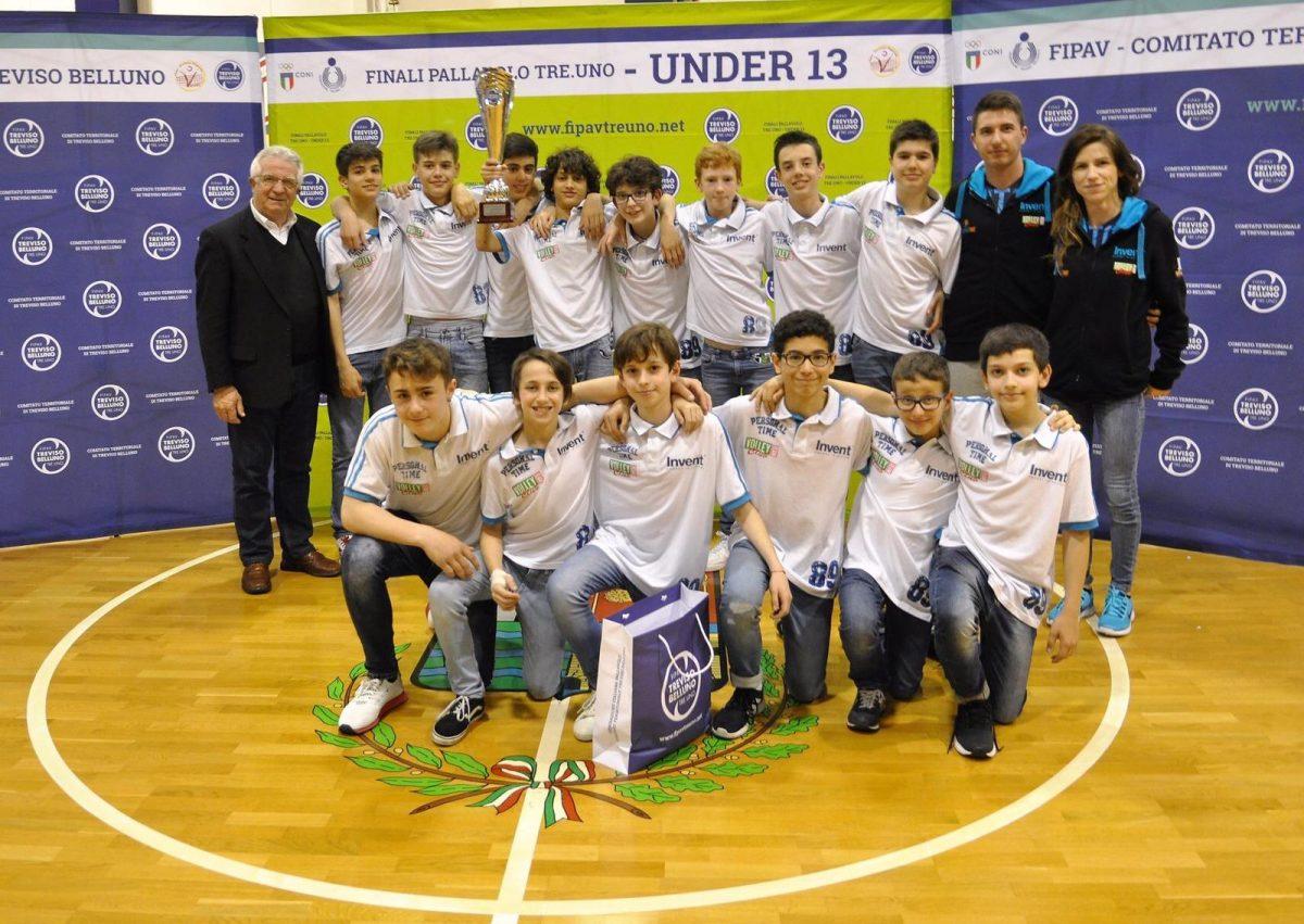 Campioni interprovinciali Under 13