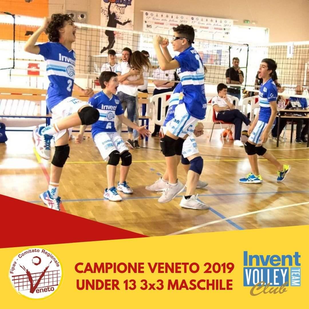Campioni Regionali Under 13 3×3