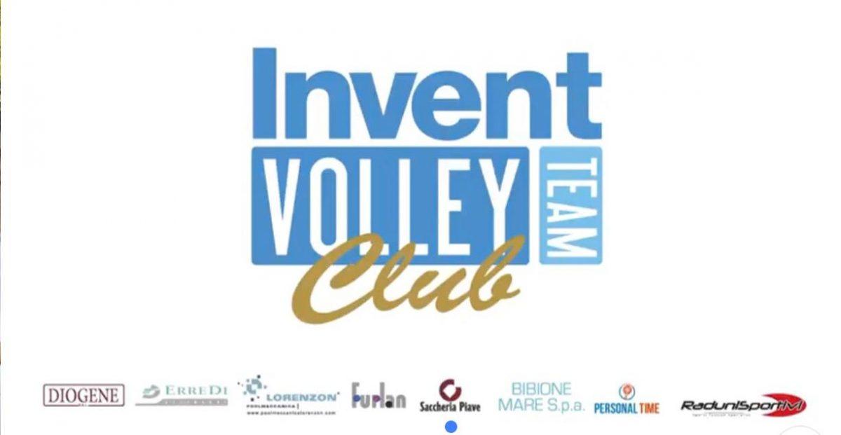Serie A3, lunedì 26 Agosto via alla preparazione per  L'InventVolleyTeamClub