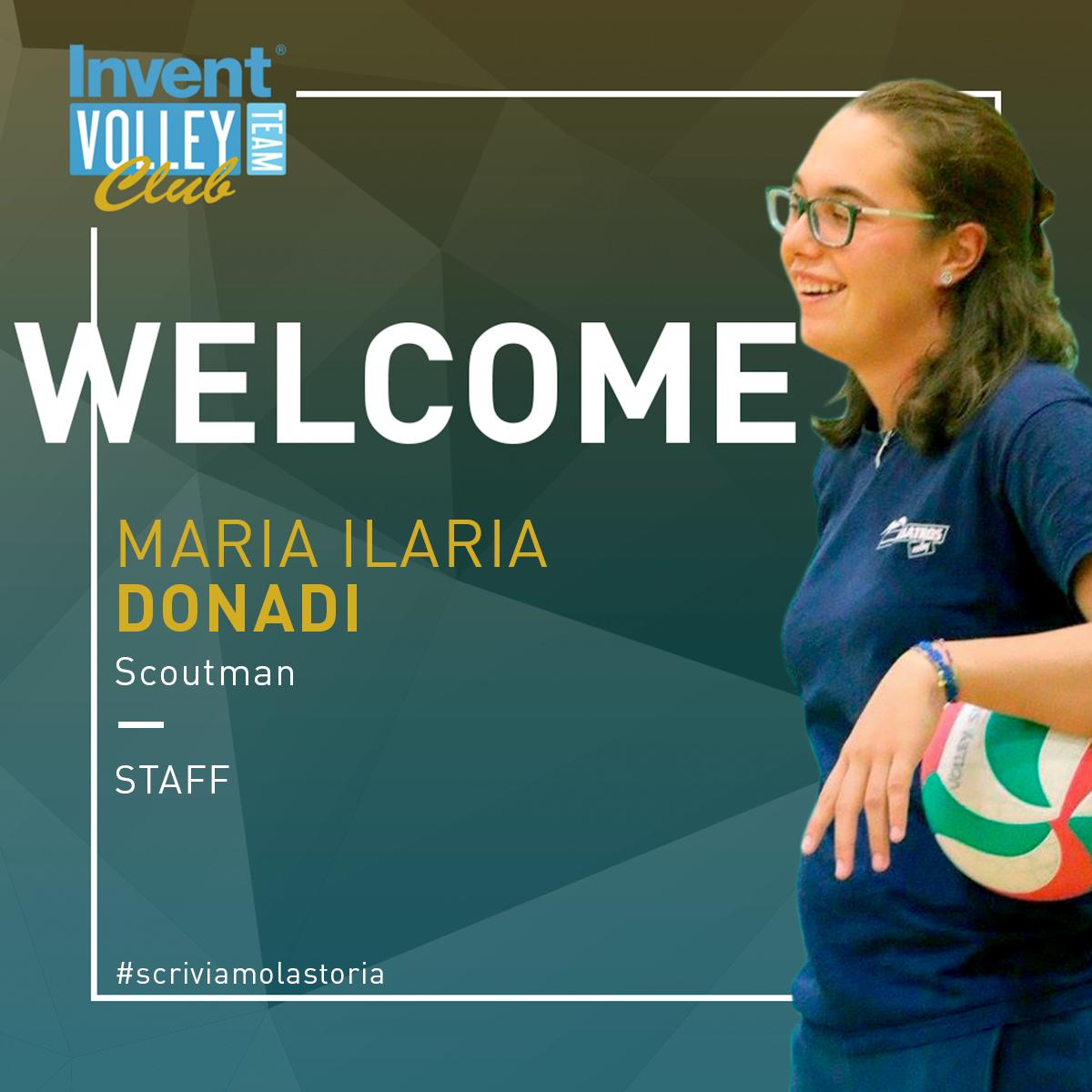 Benvenuta Maria Ilaria