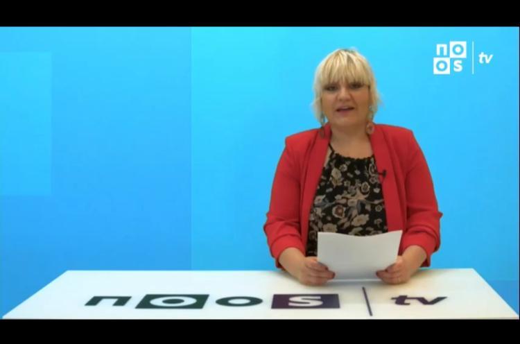 Intervista a Michele Totire su Tv7 Azzurra dopo la prima settimana di allenamenti