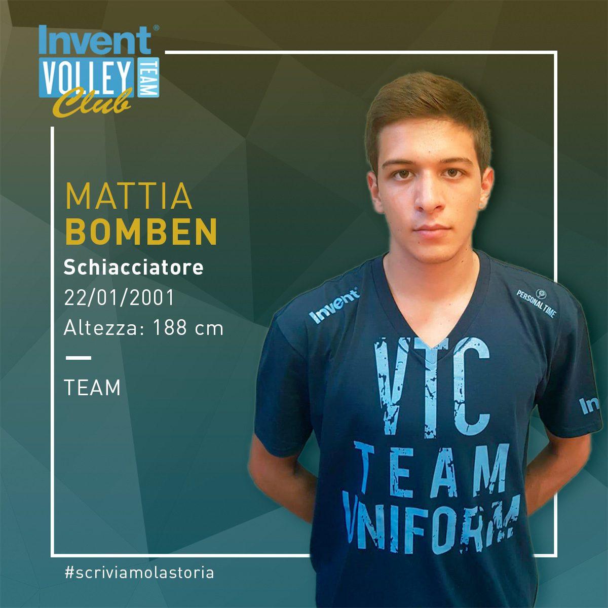 Buon compleanno al nostro giovane schiacciatore Mattia Bomben da tutta la famiglia VTC!