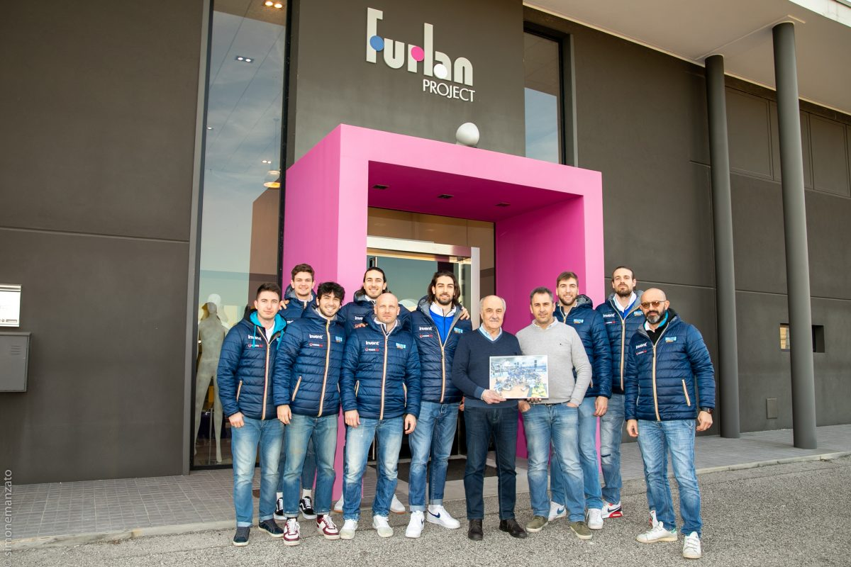 La Serie A in visita al Golden Sponsor Furlan Project