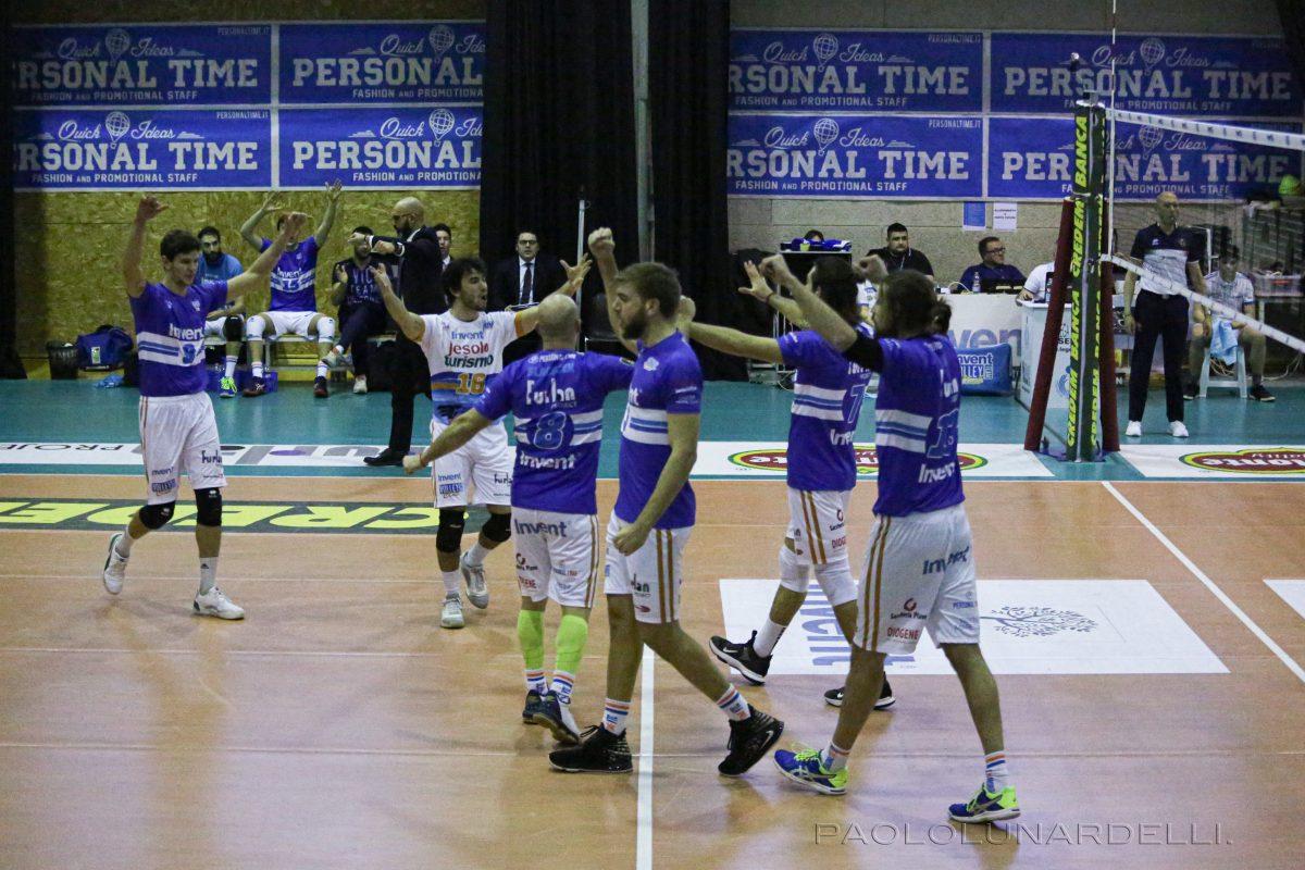 Serie A3: Attività sospese per Invent Volleyteamclub